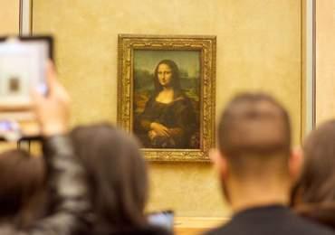 Louvre Müzesi, Mona Lisa 😲